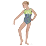 Eurotard Child Dizzy Dots Leotard