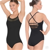 Eurotard Adult Camisole Mesh Leotard - You Go Girl Dancewear!