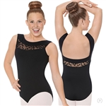 Eurotard Adult Hint of Daisy Tank Leotard - You Go Girl Dancewear!