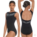 Eurotard Adult Hint of Whimsy Tank Leotard - You Go Girl Dancewear!