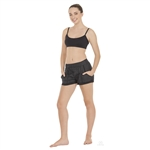 Eurotard Adult Ripstop Athletic Shorts