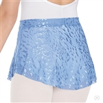 Eurotard Child Impression Mesh Pull-On Skirt - You Go Girl Dancewear!