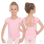 Eurotard Child Impression Mesh Bow Back Leotard - You Go Girl Dancewear!