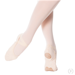 Eurotard Adult Assemblé Split Sole Canvas Ballet Shoes - pink - You Go Girl Dancewear!