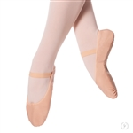 Eurotard Adult Tendu Full Sole Leather Ballet Shoes, A2001A - You Go Girl Dancewear!