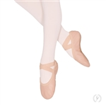 Eurotard Child Tendu Full Sole Leather Ballet Shoes, pink - You Go Girl Dancewear!