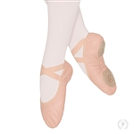 Eurotard Child Coupe Leather Split Sole Ballet Shoe - You Go Girl Dancewear!
