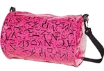 Leo's Dance All Over Glitter Roll Bag - E185