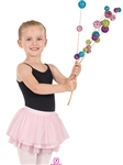 Eurotard Child Tutu Style Pull-On Ruffle Skirt - You Go Girl Dancewear