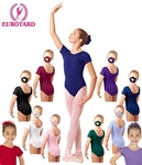 Eurotard Child Short Sleeve Leotard