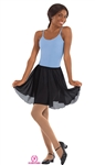 Eurotard Adult Value Collection Pull-On Chiffon Skirt - You Go Girl Dancewear
