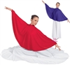 Eurotard Adult Polyester Angel Wing Collar, 2X-3X - You Go Girl Dancewear