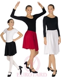 Eurotard Adult Polyester Pull-On Skirt - You Go Girl Dancewear