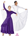 Eurotard Adult Revelation Dress, S-XL - You Go Girl Dancewear