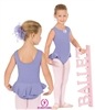 Eurotard Marissa Tank Leo with Flutter Skirt - You Go Girl Dancewear