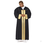 Eurotard Unisex Voice of Triumph Robe - You Go Girl Dancewear