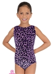 Eurotard Sweet Safari Child Gymnastics Tank Leotard - You Go Girl Dancewear