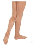 Eurotard Girls Shimmer Footed Dance Tights by EuroSkins - You Go Girl Dancewear