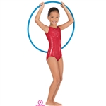 Eurotard Child Stardust Leotard w/ Starburst Applique - You Go Girl Dancewear