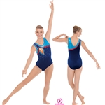 Eurotard Adult Phoenix Gymnastics Tank Leotard - You Go Girl Dancewear