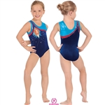 Eurotard Child Phoenix Gymnastics Tank Leotard - You Go Girl Dancewear