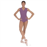 Eurotard Haley Tactel Wrap Front Tank Leotard - You Go Girl Dancewear