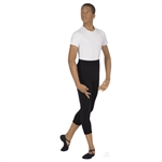 Eurotard Adult Unisex Microfiber Capri Leggings - You Go Girl Dancewear
