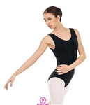 Eurotard Plus Tank Microfiber Leotard - 4402P