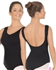 Eurotard Adult Low Back Tank Leotard - 4409