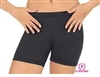 Eurotard Adult MicroValue Mid-Thigh Shorts - You Go Girl Dancewear