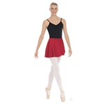 "Eurotard Teen/Adult MicroValue 14"" Wrap Skirt - You Go Girl Dancewear"