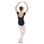 Eurotard Adult MicroValue Cap Sleeve Low Back Leotard - You Go Girl Dancewear