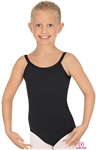"Eurotard Child Camisole ""V"" Back Leotard - 44527C"