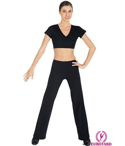fba62751c4 Full Figured Dance Pants