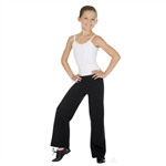 Eurotard Child Microfiber Jazz Pants - You Go Girl Dancewear