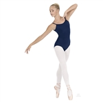 Eurotard Adult MicroValue Adjustable Strap Princess Seam Leotard - You Go Girl Dancewear