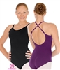 Eurotard Adult MicroValue Camisole Leotard w/ Adj Straps - You Go Girl Dancewear