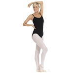 Eurotard Adult Microfiber Camisole Leotard with Built-in Bra - You Go Girl Dancewear