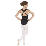 "Eurotard Little Britney ""A"" Line Halter Leotard - You Go Girl Dancewear"