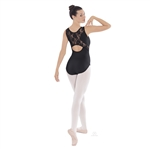 Eurotard Adult Lace Racerback Tank Leotard - You Go Girl Dancewear