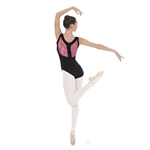 "Eurotard Adult ""Y"" Back Lace Leotard - You Go Girl Dancewear"