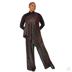 Eurotard Womens Transformation Palazzo Pants - You Go Girl Dancewear