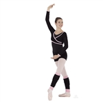 Eurotard Adult Mock Wrap Sweater - You Go Girl Dancewear