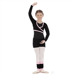 Eurotard Child Mock Wrap Sweater - You Go Girl Dancewear