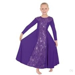 Eurotard Child Passion of Faith Dress