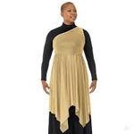 Eurotard Adult Worthy of Praise One Shoulder Tunic