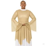 Eurotard Adult Worthy of Praise Bell Sleeve Tunic