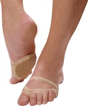 Dance Class Foot Thong, Lyrical Dance Shoes - You Go Girl Dancewear