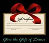 Gift Certificates | You Go Girl Dancewear