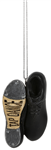 """Tap Dance"" Tap Shoes Ornament by Ganz"